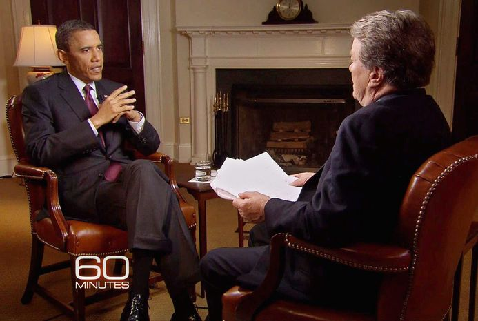 "CBS via associated press President Obama, in an interview with ""60 Minutes"" correspondent Steve Kroft, said he would not authorize the release of photos taken of Osama bin Laden after he was killed by Navy SEALS. His administration does, however, want to analyze materials seized by Pakistani authorities at bin Laden's compound."