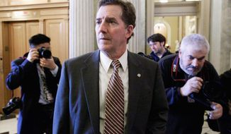 U.S. Sen. Jim DeMint, South Carolina Republican. (AP photo)