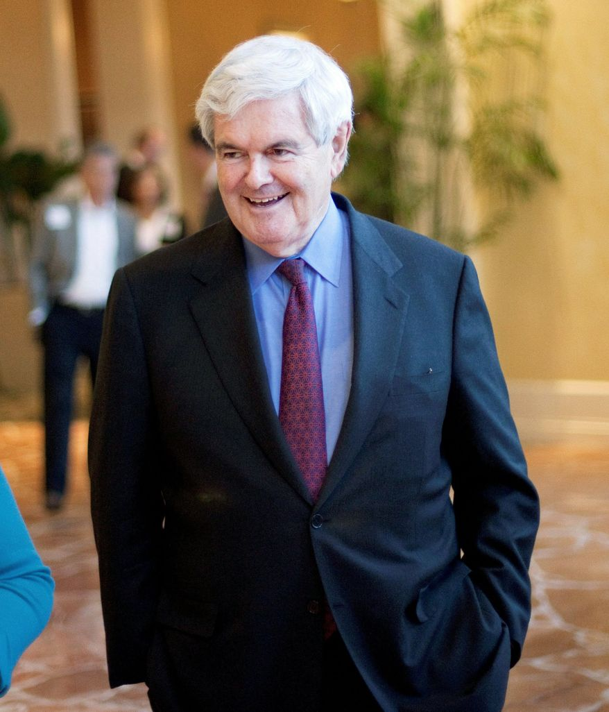 Associated Press Former House Speaker Newt Gingrich, long thought to be weighing a presidential bid, said Monday that he will make it official on Wednesday. He will address the Georgia Republican Party convention on Friday, aides said. He represented a Georgia district in Congress for 20 years.