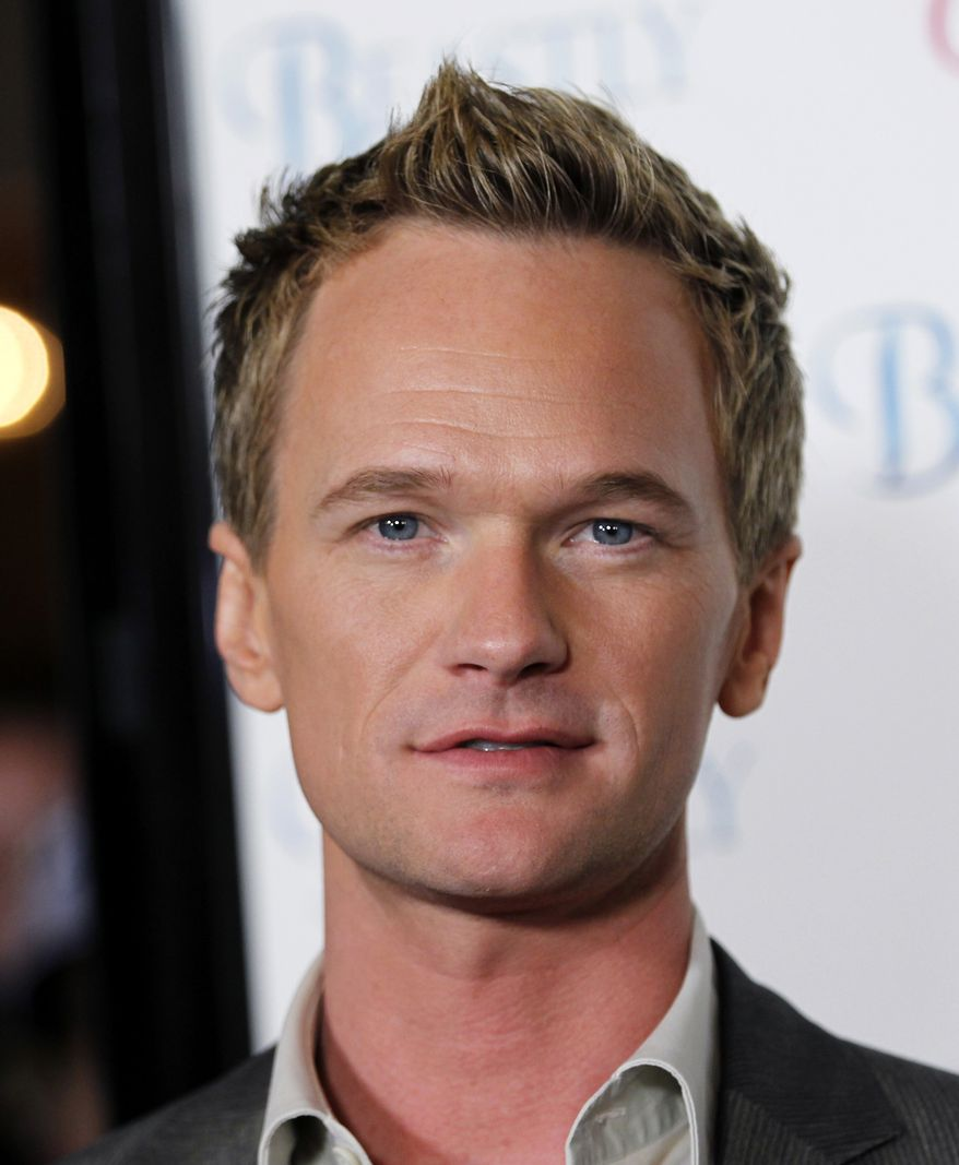 Neil Patrick Harris (AP Photo/Matt Sayles)