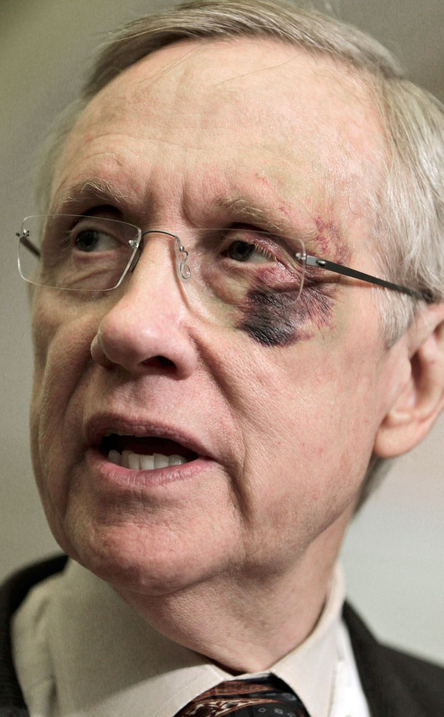"""ASSOCIATED PRESS """"This kind of interference is inappropriate,"""" said Senate Majority Leader Harry Reid about GOP pressure on the NLRB regarding Boeing's plan for a South Carolina plant."""