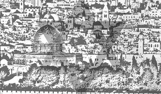 Illustration: Jerusalem
