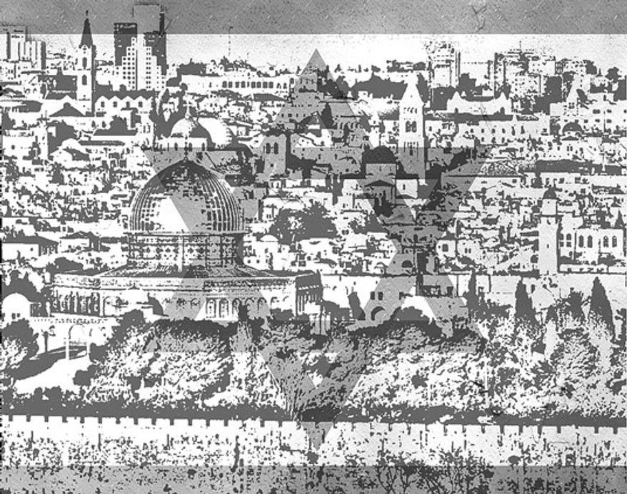 Illustration: Jerusalem
