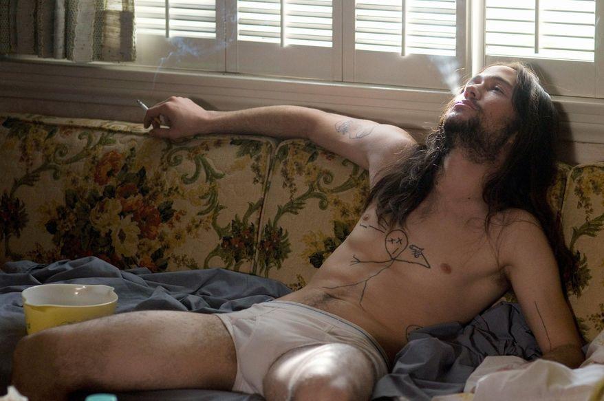 Associated Press Joseph Gordon-Levitt plays a slacker named Hesher in the eponymously titled film.