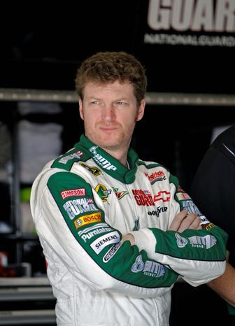 """@Subhead.frcd.22:""""I don't feel a win is close, but they'll come if you continue to run competitive. I don't know where the win is going to come or if and when it will come, but we're just going to keep working really hard."""" @PullQuoteSig:-NASCAR driver Dale Earnhardt Jr."""