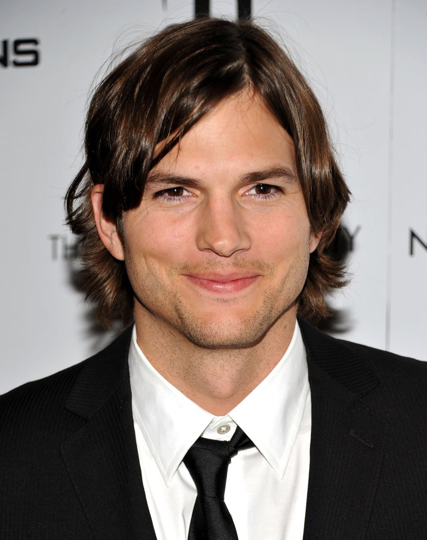 "Actor Ashton Kutcher attends a special screening of ""No Strings Attached"" in New York on Jan. 20, 2011. (Associated Press) **FILE**"