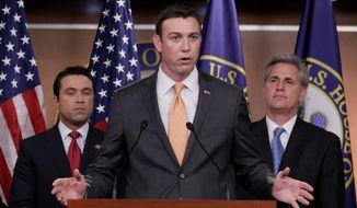 **FILE** Rep. Duncan Hunter, California Republican (Associated Press)