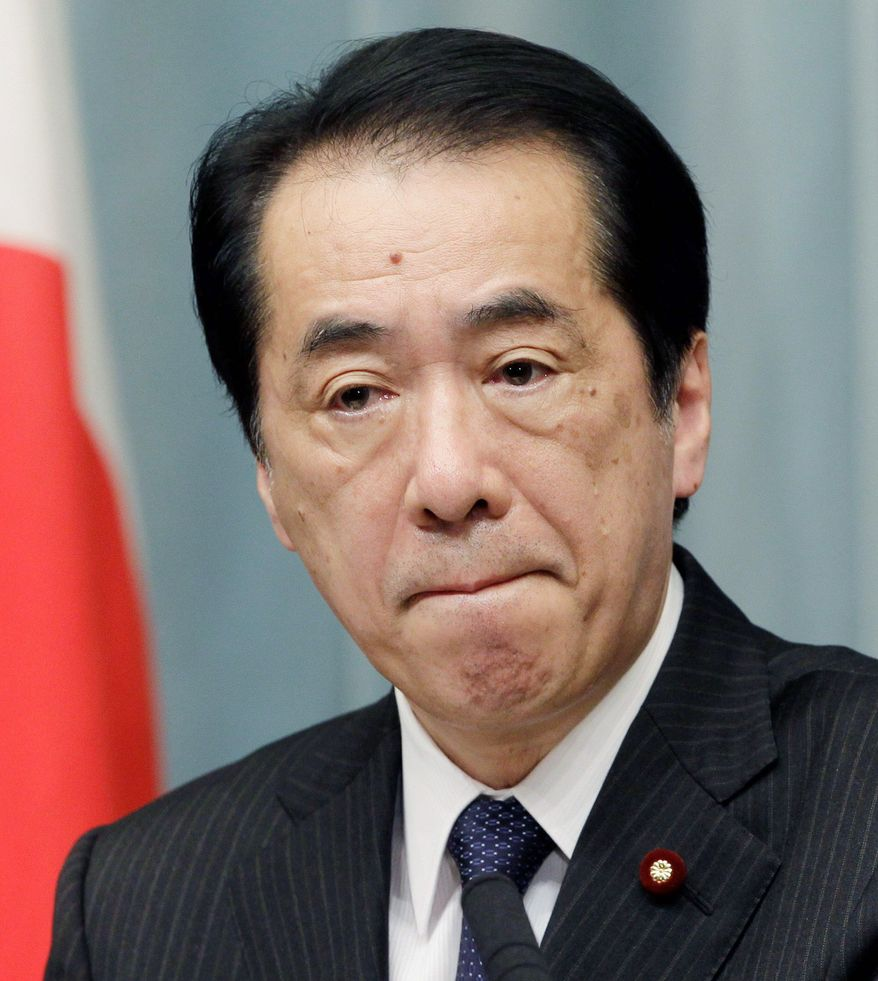 Japanese Prime Minister Naoto Kan has started winning public support while trying to guide the nation through its post-tsunami crisis. (Associated Press)