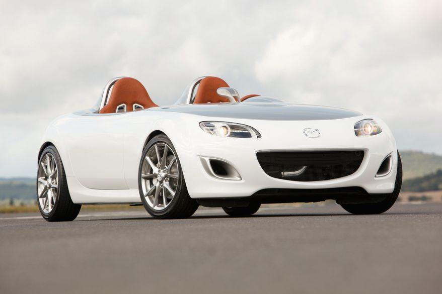 Mazda MX-5 Concept