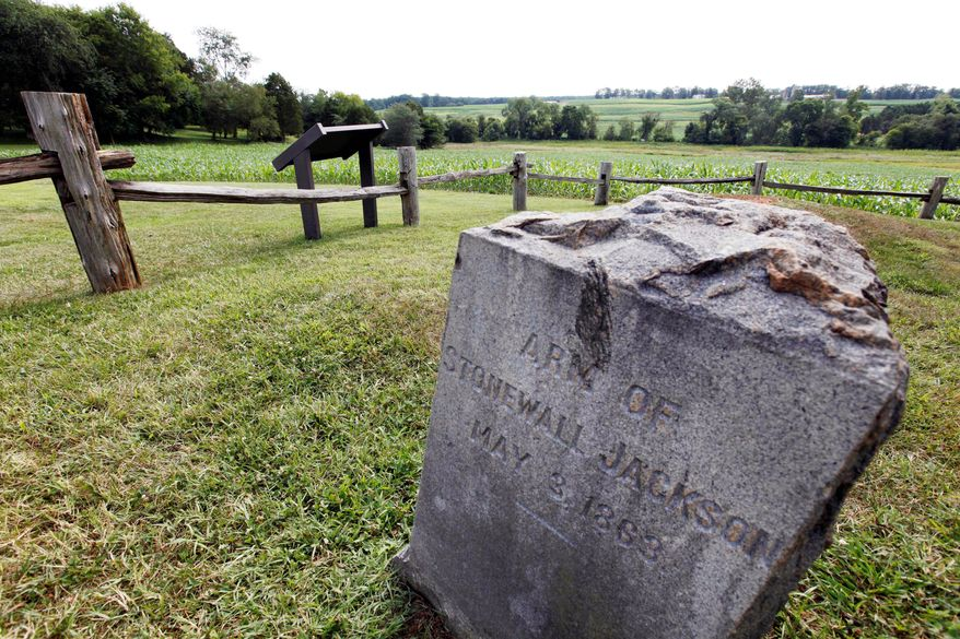 Wal-Mart has found a new site for a store in Orange County, Va., appeasing preservationists who deemed the corporation's original site too close to the land where the Battle of the Wilderness was fought in 1864. (Associated Press)