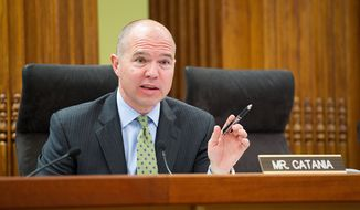 D.C. Council member David A. Catania (Barbara L. Salisbury/The Washington Times)