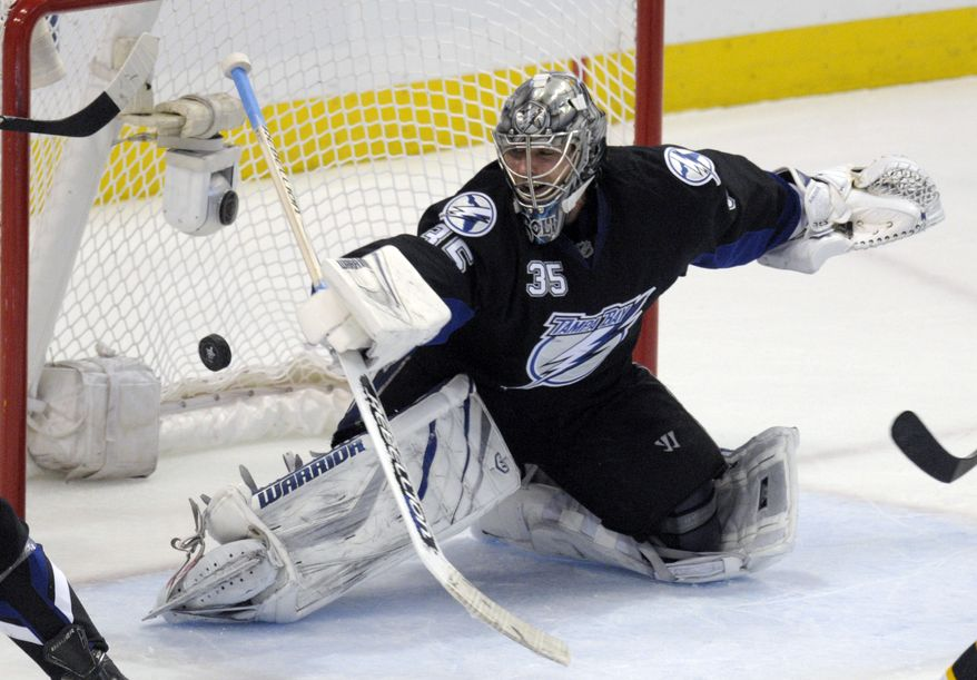 NHL Playoffs: Tampa Bay Lightning goalie Dwayne Roloson is the key if the Lightning are to comeback from a 3-2 series deficit to the Boston Bruins in the Eastern Conference finals.