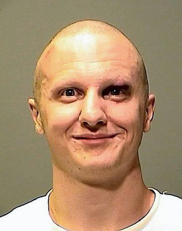 Jared Lee Loughner will be sent back to a federal facility for up to four months to determine whether his mental health can improve. (Associated Press)