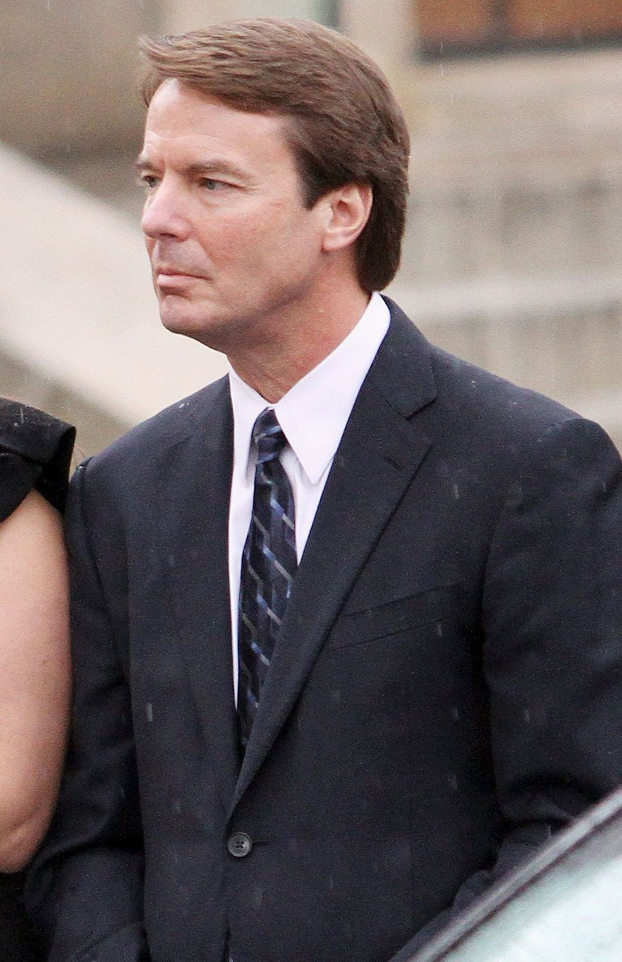Federal authorities have spent more than two years investigating the campaign finances of John Edwards, the 2004 vice-presidential nominee. (Associated Press)