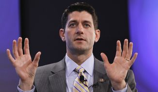 Rep. Paul Ryan, Wisconsin Republican (Associated Press)