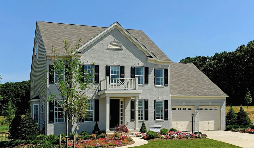Stanley Martin Homes is building 311 single-family homes on quarter-acre sites at Hope Hill Crossing in Woodbridge. The Sycamore model, with 3,281 finished square feet, is priced from $499,990.