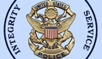 Park Police logo