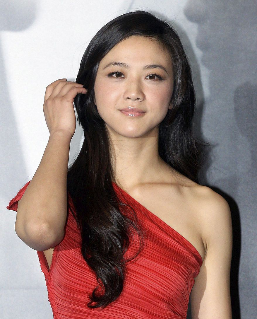 "Actress Tang Wei apparently is still feeling a backlash from her role as a traitor in Ang Lee's 2007 ""Lust, Caution."" She reportedly has been edited out of a Mao tribute. (Associated Press)"