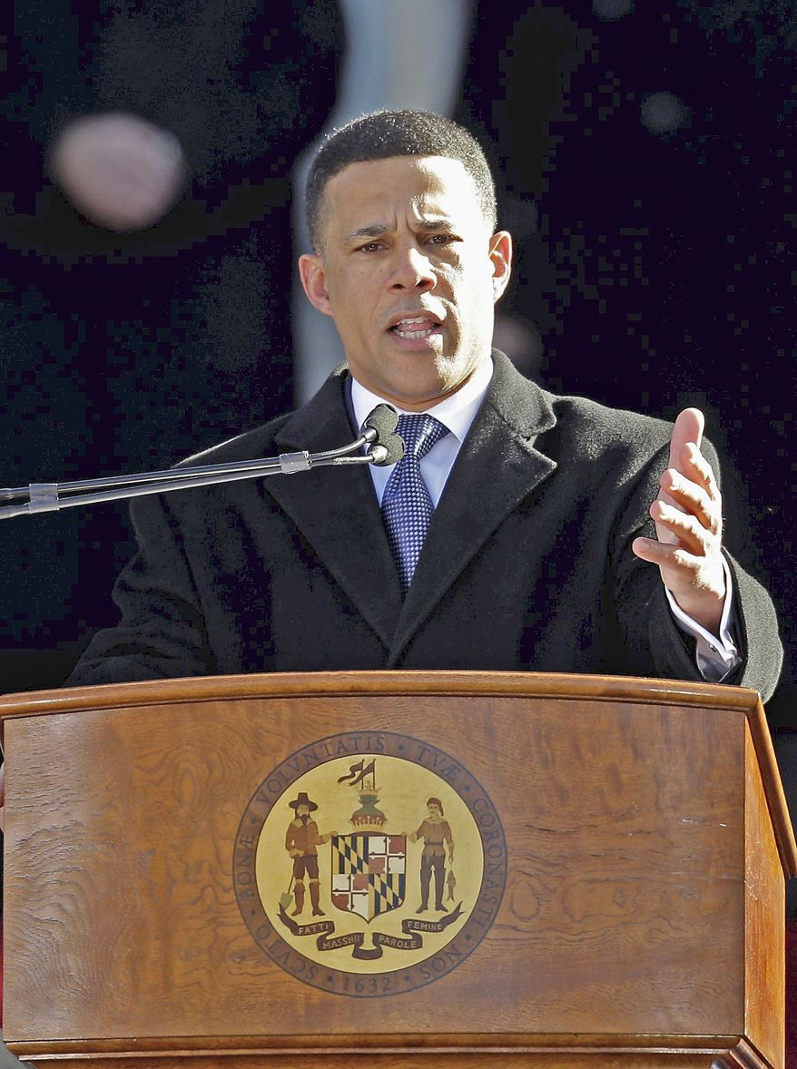 **FILE** Maryland Lt. Gov. Anthony G. Brown (Associated Press)
