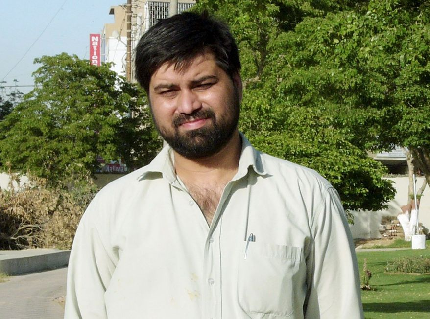 Adnkronos news agency via Associated Press Pakistani journalist Syed Saleem Shahzad had told Human Rights Watch that he was afraid he would be killed for his reporting.