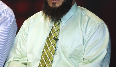 ** FILE ** Abdullah al-Kidd is seen in Los Angeles in February 2011. (AP Photo/Damian Dovarganes, File)