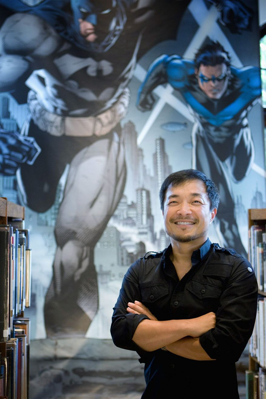 "ASSOCIATED PRESS DC Comics co-publisher Jim Lee will illustrate the ""Justice League"" No. 1 issue, which will be released at the end of the summer when the company reboots most of its titles. The issue will reunite the classic lineup of Superman, Batman, Wonder Woman, the Flash, Aquaman and the Green Lantern."