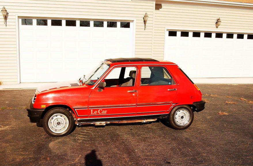 1982 Renault