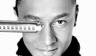 Photograph provided by the DC Jazz Festival Freddie Young and his harmonica will top the bill for the Jazz on the National Mall show on the afternoon of June 12.
