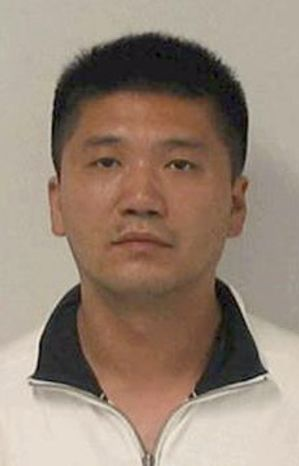 This photo provided by the Virginia State Police shows Kin Yiu Cheung, 37, of Flushing, N.Y. , the driver of a bus that crashed May 31, 2011, on Interstate 95 in Caroline County, Va. (Associated Press/Virginia State Police)