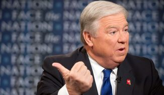 """ASSOCIATED PRESS PHOTOGRAPHS """"The policies of this administration are bad for the economy,"""" said Mississippi Gov. Haley Barbour. """"While this administration has been great for Wall Street, Main Street has never really gotten out of the last recession."""""""