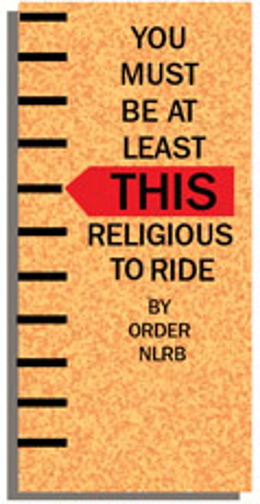 Illustration: NLRB guide