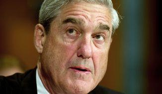 Robert Mueller (Rod Lamkey Jr./The Washington Times)
