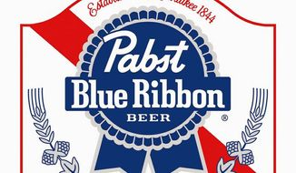 Pabst Blue Ribbon. (Associated Press) ** FILE **