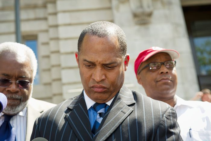 **FILE** D.C. Council member Harry Thomas Jr. (Rod Lamkey Jr./The Washington Times)