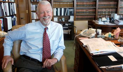 ASSOCIATED PRESS Sponsors of California's voter-approved same-sex marriage ban are trying to persuade a federal judge that Judge Vaughn Walker's ruling overturning the ban should be tossed out because he did not disclose he was in a long-term relationship with another man.