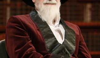 ** FILE ** Briton Terry Pratchett said watching a 71-year-old man's assisted suicide, filmed for a BBC documentary, has reaffirmed his support for the right to die. Mr. Pratchett was diagnosed with early-onset Alzheimer's disease in 2007. (Associated Press)