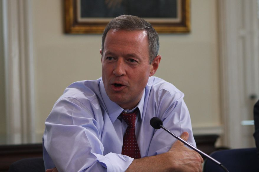 """Maryland is a gateway to doing business in the U.S., particularly in the life sciences and high-tech industries,""Gov. Martin O'Malley after his trip to China, South Korea and Vietnam. (Associated Press)"