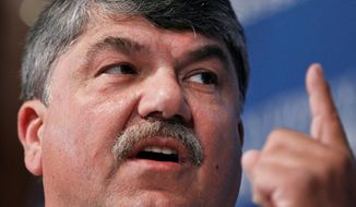 **FILE** AFL-CIO President Richard L. Trumka