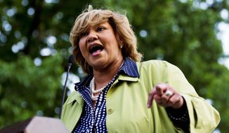 **FILE** D.C. Council member Yvette Alexander. (Drew Angerer/The Washington Times)