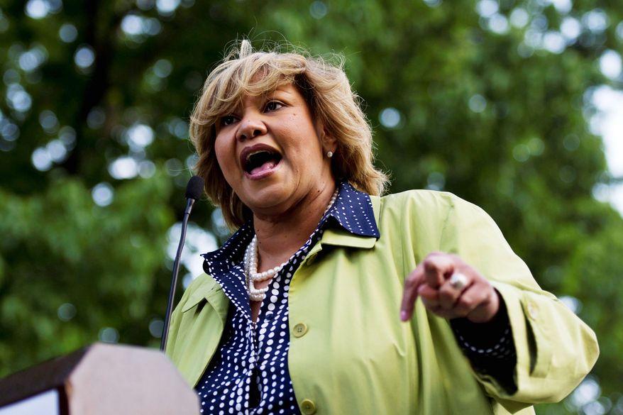 **FILE** D.C. Council member Yvette Alexander. (Drew Angerer/The Washington Times)