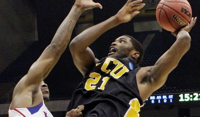 ASSOCIATED PRESS Power forward Jamie Skeen is hoping to become the third VCU player to be drafted in as many years, joining Eric Maynor (Utah, 20th) in 2009 and Larry Sanders (Milwaukee, 15th) last year.