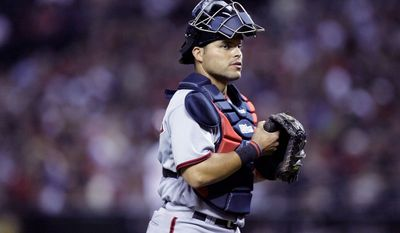 ASSOCIATED PRESS Ivan Rodriguez's career includes 14 Gold Gloves, 14 All-Star Games, one MVP and a World Series ring.
