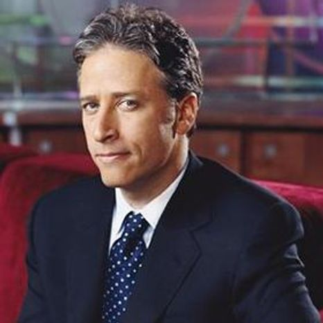 ** FILE ** Comedy Central host Jon Stewart. (Image from Comedy Central)