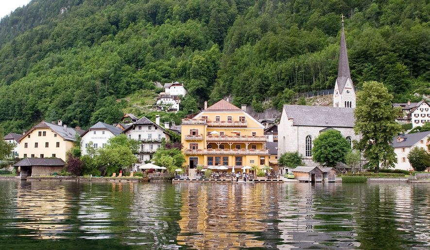Its beauty has landed Hallstatt, Austria, on the list of UNESCO World Heritage sites and inspired a Chinese firm to build a lookalike version of the popular tourist destination in China.