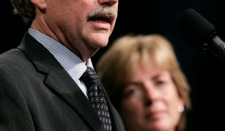Indiana Attorney General Greg Zoeller filed an appeal Tuesday of a preliminary injunction issued Friday blocking parts of a new law that would cut public funding for Planned Parenthood services in the state. (Associated Press)