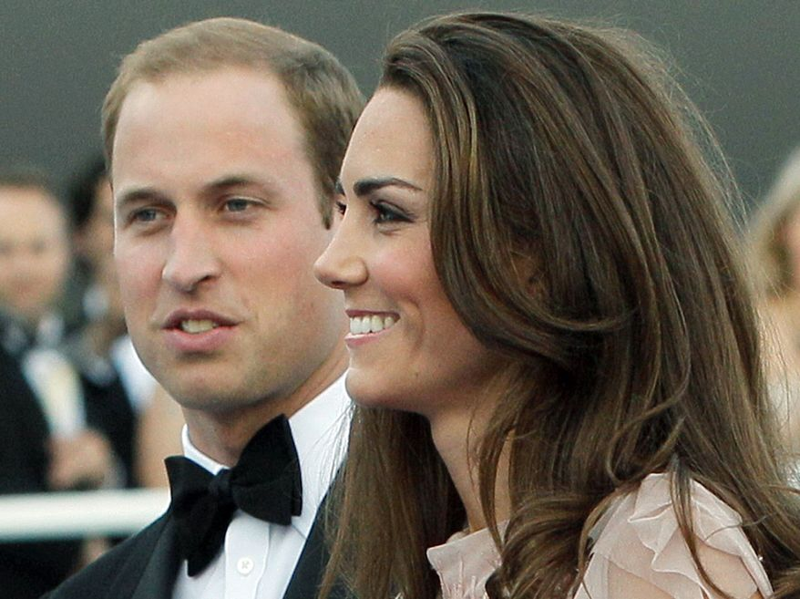 Associated Press Britain's Prince William and wife Kate will take part in a July 9 polo event for charity at the Santa Barbara Polo & Racquet Club in Southern California.Associated Press Britain's Prince William and wife Kate, the Duke and Duchess of Cambridge, are set to arrive in the former colonies - the U.S. and Canada - on Thursday.