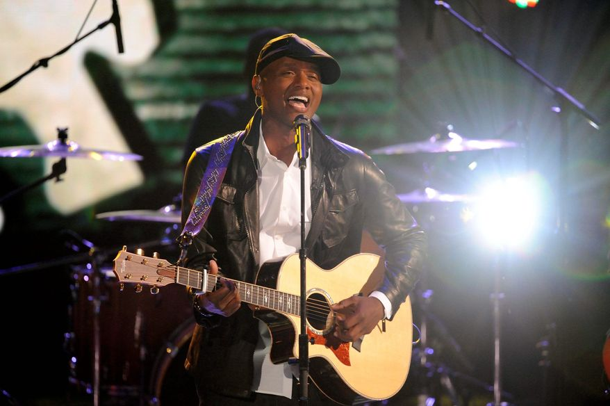 "NBC VIA ASSOCIATED PRESS Javier Colon is ""The Voice."" The singer-songwriter won the inaugural season of NBC's singing contest, gaining $100,000 and a recording contract."