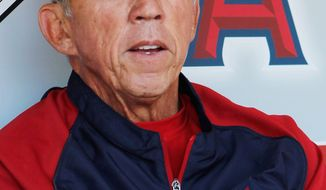 ** FILE ** Davey Johnson (AP)