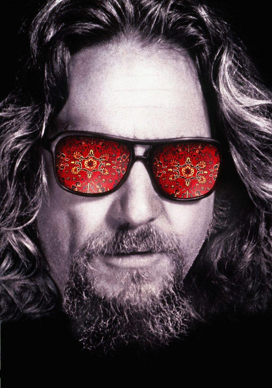 """""""The Big Lebowski"""" will be on the big screen at AFI Silver Theater in Silver Spring on Saturday, Sunday and Monday."""
