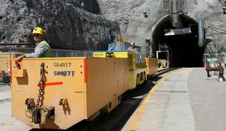 Congress chose Yucca Mountain as the leading candidate for nuclear waste disposal. But opponents are concerned about contamination, and the Obama administration said it would not consider the site and would look for alternatives. It won a legal battle when a federal appeals court ruled last week against three states seeking to ship spent fuel to the Nevada site. (Associated Press)
